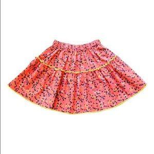 Sophie Catalou Atelier Girls' Hearts Skirt Size 5